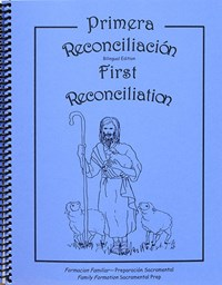 First Reconciliation Home Lesson Booklet - Bilingual