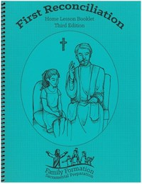 First Reconciliation Home Lesson Booklet