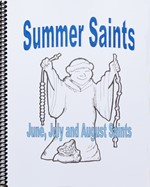 Summer Saints Activity Book